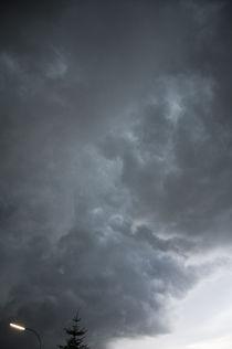 Vor dem Unwetter IV von Thomas Schaefer