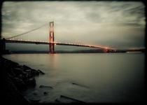 Golden Gate Bridge von Tracey  Tomtene