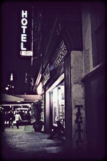 Hotel Chelsea von Tracey  Tomtene