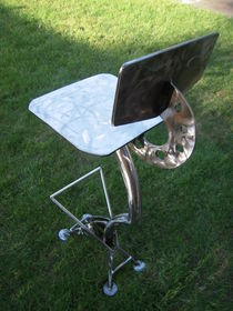 Retro chair by Gregg Morrison