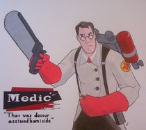 Medic by Gregg Morrison