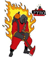 pyro by Gregg Morrison