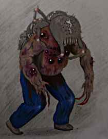 Zombie-gimp