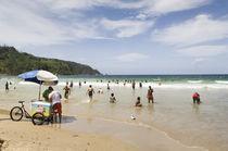 Maraccas Beach, Trinidad. von Tom Hanslien