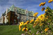 Canada, Quebec. Charlevoix region, Pointe-au-Pic von Danita Delimont