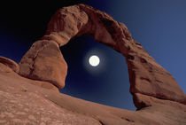 NA, USA, Utah, Arches National Park. Delicate Arch by Danita Delimont