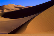 Libya, Fezzan, dunes of Wan Kaza von Danita Delimont