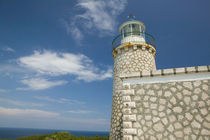 GREECE-Ionian Islands-ZAKYNTHOS-CAPE SKINARI: Cape Skinari Lighthouse von Danita Delimont