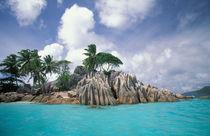 Africa, Seychelles, Praslin Island von Danita Delimont