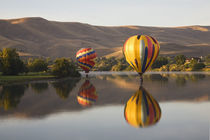 WA, Prosser, The Great Prosser Balloon Rally by Danita Delimont