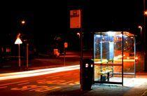 Bus-stop-at-night