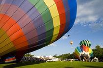 Quechee Balloon Festival in Quechee Vermont USA von Danita Delimont