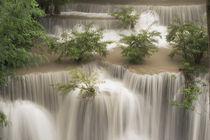 Thailand, Huai Mae Khamin Waterfall by Danita Delimont