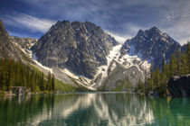 NA, WA, Alpine Lakes Wilderness by Danita Delimont