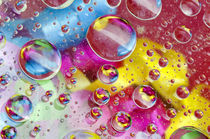 Abstract of bubbles of color. Credit as von Danita Delimont