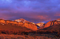 Incredible morning light on Blackleaf Canyon on the Rocky Mountain, Montana by Danita Delimont