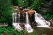 Blackwater Falls; West Virginia; scenic, waterfall von Danita Delimont