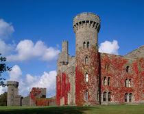 Penrhyn Castle, Gwynedd, Wales von Danita Delimont