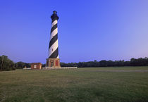 Cape Hatteras lighthouse Outer Banks, North Carolina, USA von Danita Delimont