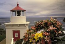 NA, USA, California, Northern California Trinidad Ligthouse by Danita Delimont