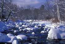 The National Wild and Scenic Wildcat River, White Mountains by Danita Delimont