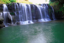 Beautiful Waterfall in Guam a USA Territory von Danita Delimont