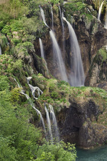 Veliki Slap (Waterfall) Plitvice Lakes National Park, Croatia by Danita Delimont