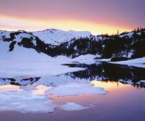 USA, California, Sierra Nevada Mountains von Danita Delimont