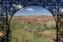 MOROCCO-South of the High Atlas-TIZI-N-TICHKA Pass Road von Danita Delimont