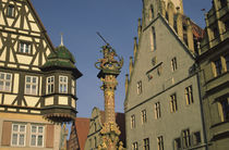 Germany, Rothenburg von Danita Delimont
