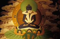 Tibet, Thanka painting von Danita Delimont