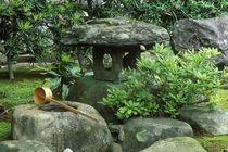 Asia, Japan, Nagasaki, Hirado, Samurai Residence Garden von Danita Delimont