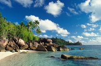 Seychelles, Mahe Island, Lazare Bay von Danita Delimont