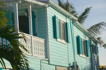 "BAHAMAS- Abacos-""Loyalist Cays""-Elbow Cay-Hope Town: Beach House Detail by Danita Delimont"