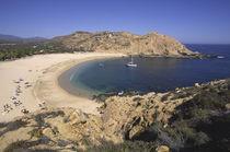 St. Maria Beach, Cabo San Lucas, Baja California, Mexico by Danita Delimont