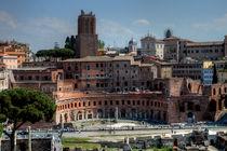 imperial Forum of Rome von Carla Zagni
