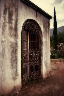 Ajijic Cemetery by Susan Isakson