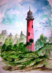 jupiter lighthouse von Derek McCrea