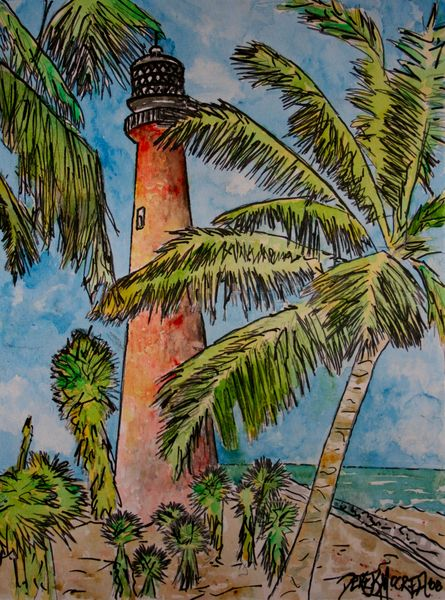 Cape-florida-lighthouse