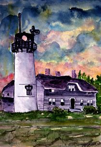 chatham lighthouse von Derek McCrea