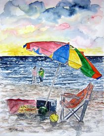 Clearwater-beach-painting