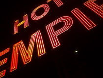 "NEw York City , USA  ""hotel empire sign"" by ushkaphotography"