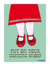 Pm-41cmx31cm-print-dancing-shoe