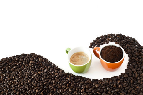 Coffee-beans-ground-coffee-and-espresso