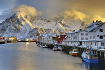 Lofoten Islands, Norway von Mikael Svensson