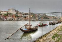 Oporto - Portugal von Tiago Pinheiro