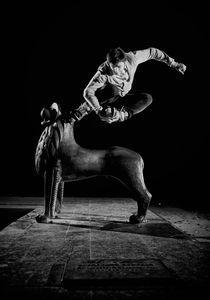 Mateusz Kowalski - Lion tap by Kuba Urbanczyk