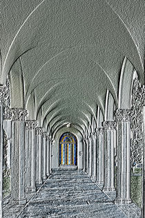 Hall of Arches by Douglas Page