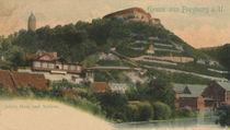 Freyburg an der Unstrut / Postkarte von AKG  Images