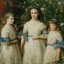 J.E.Millais, Sisters by AKG  Images